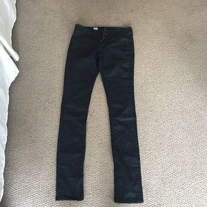 Volcom Stix Black Skinny Jeans
